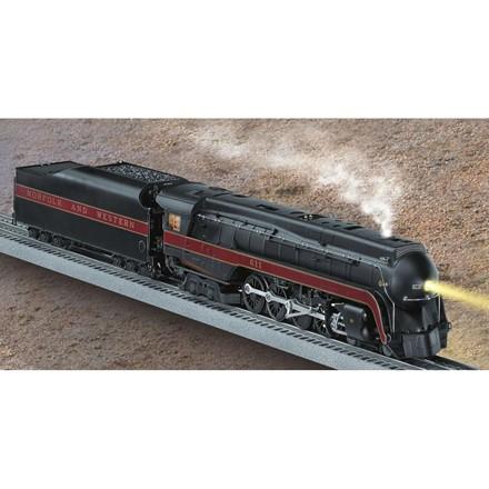 *SALE PRICED* Norfolk & Western #611  4-8-4 J-Class Steam Locomotive w/ TMCC 6-38095